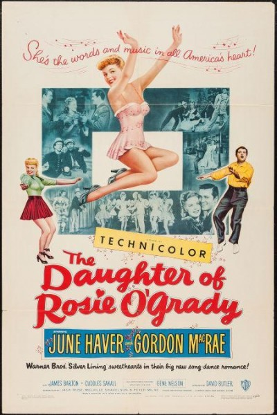 Caratula, cartel, poster o portada de The Daughter of Rosie O\'Grady