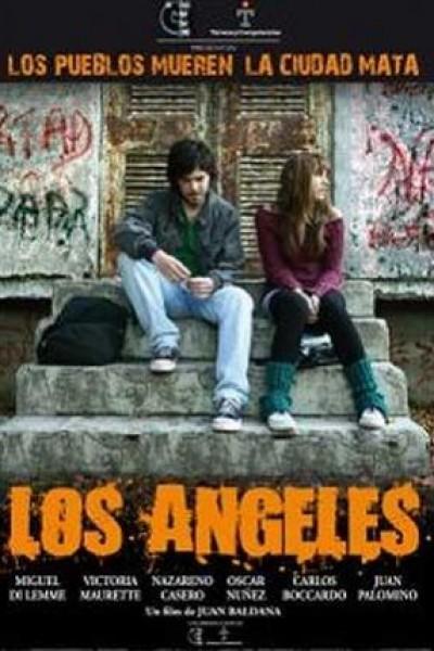 Caratula, cartel, poster o portada de Los Ángeles