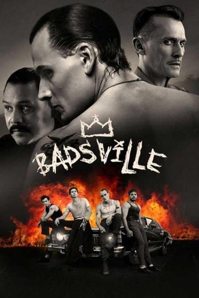 Caratula, cartel, poster o portada de Badsville
