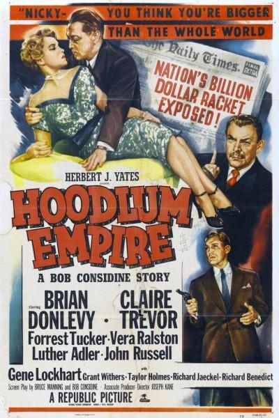 Caratula, cartel, poster o portada de Hoodlum Empire