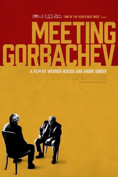 Caratula, cartel, poster o portada de Meeting Gorbachev