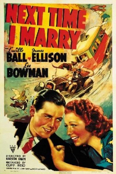 Caratula, cartel, poster o portada de Next Time I Marry