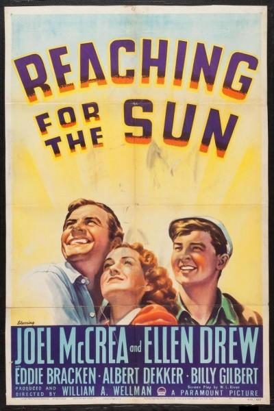 Caratula, cartel, poster o portada de Reaching for the Sun
