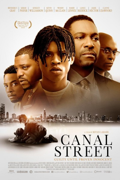 Caratula, cartel, poster o portada de Canal Street
