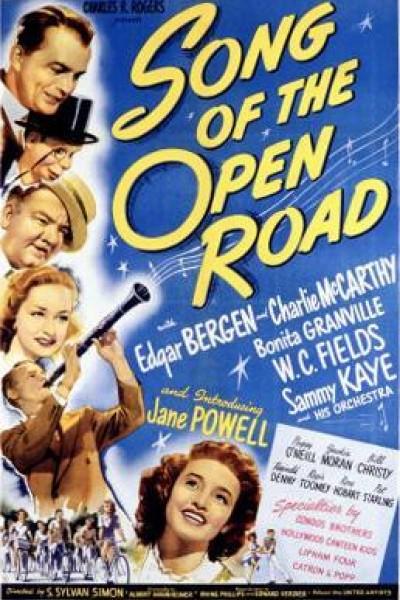 Caratula, cartel, poster o portada de Song of the Open Road