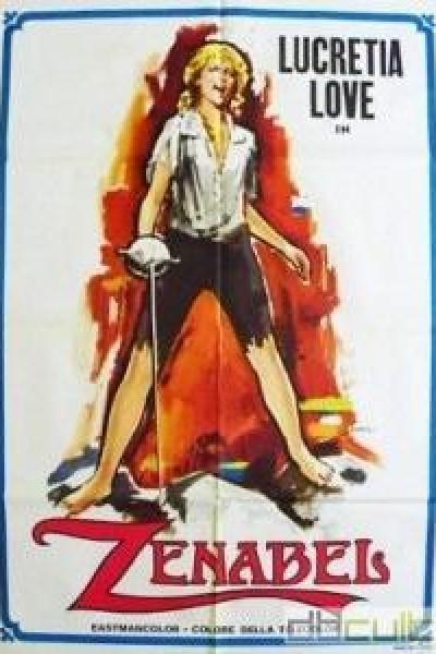 Caratula, cartel, poster o portada de Zenabel