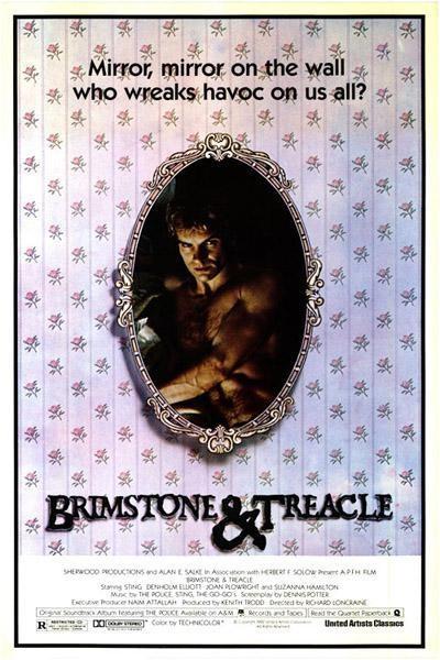 Caratula, cartel, poster o portada de Brimstone & Treacle
