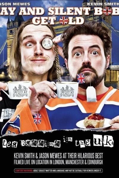 Caratula, cartel, poster o portada de Jay and Silent Bob Get Old: Tea Bagging in the UK