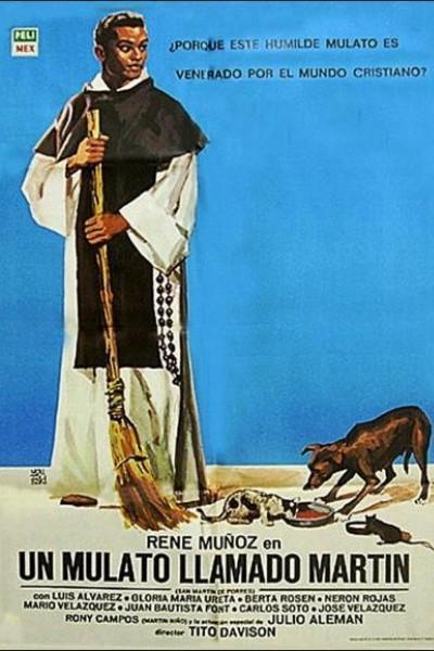 Caratula, cartel, poster o portada de Un mulato llamado Martín