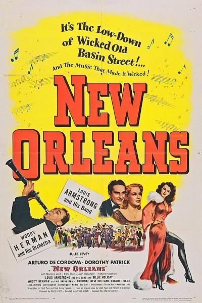 Caratula, cartel, poster o portada de New Orleans