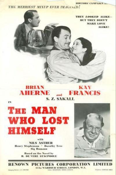 Caratula, cartel, poster o portada de El hombre que se perdió a sí mismo