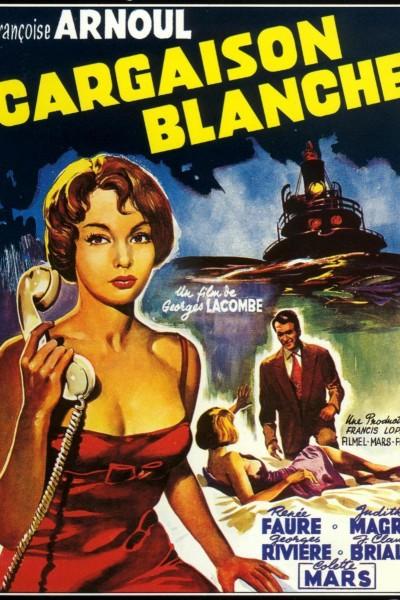 Caratula, cartel, poster o portada de Cargaison blanche
