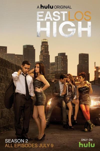 Caratula, cartel, poster o portada de East Los High