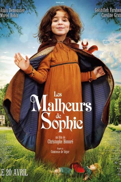 Caratula, cartel, poster o portada de Les malheurs de Sophie
