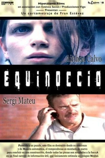 Caratula, cartel, poster o portada de Equinoccio