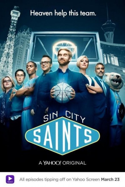 Caratula, cartel, poster o portada de Sin City Saints
