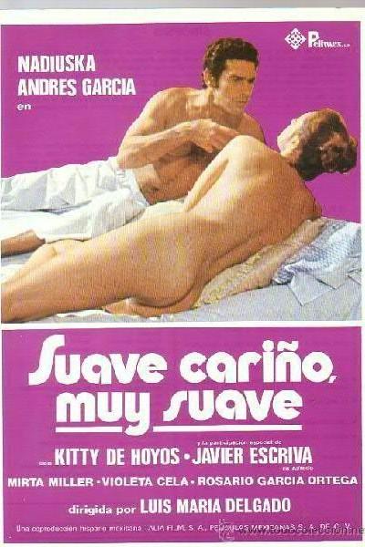 Caratula, cartel, poster o portada de Suave cariño, muy suave