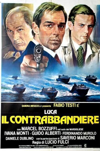 Caratula, cartel, poster o portada de Luca el contrabandista