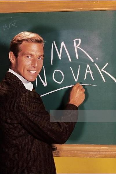 Caratula, cartel, poster o portada de Mr. Novak