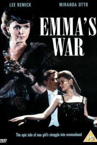 Caratula, cartel, poster o portada de La guerra de Emma