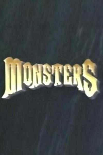 Caratula, cartel, poster o portada de Monstruos