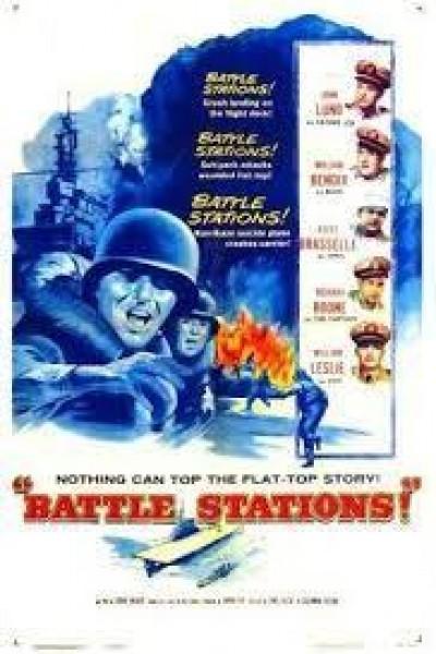 Caratula, cartel, poster o portada de Battle Stations