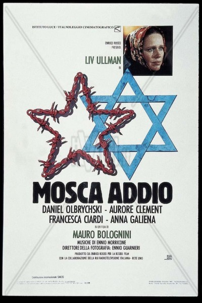 Caratula, cartel, poster o portada de Adiós Moscú