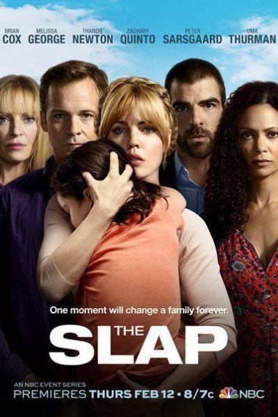 Caratula, cartel, poster o portada de The Slap