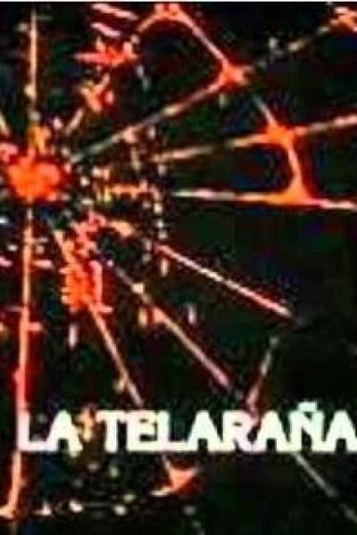 Caratula, cartel, poster o portada de La telaraña