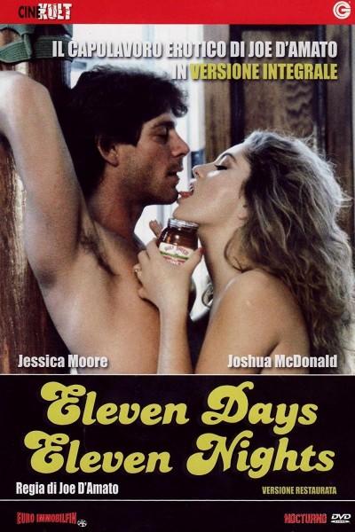 Caratula, cartel, poster o portada de Eleven Days, Eleven Nights: 11 giorni, 11 notti