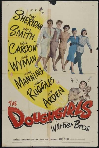 Caratula, cartel, poster o portada de The Doughgirls