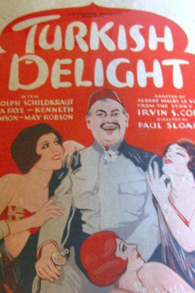 Caratula, cartel, poster o portada de Delicias turcas