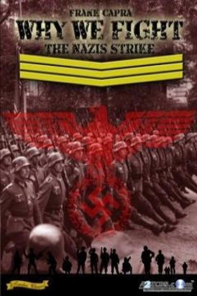 Caratula, cartel, poster o portada de El ataque de los nazis