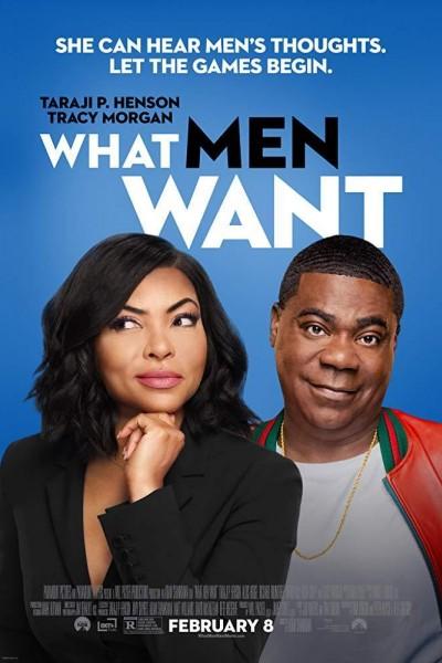 Caratula, cartel, poster o portada de What Men Want