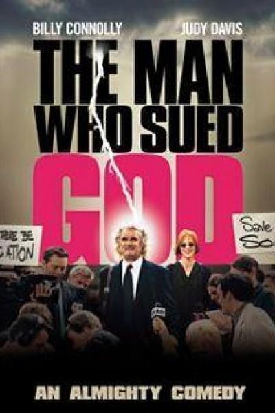 Caratula, cartel, poster o portada de The Man Who Sued God