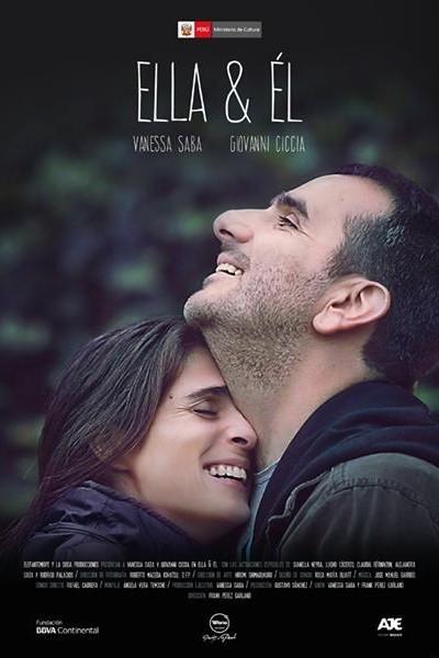 Caratula, cartel, poster o portada de Ella & él