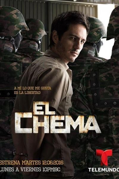Caratula, cartel, poster o portada de El Chema
