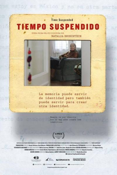 Caratula, cartel, poster o portada de Tiempo suspendido