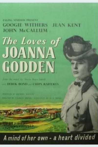 Caratula, cartel, poster o portada de The Loves of Joanna Godden