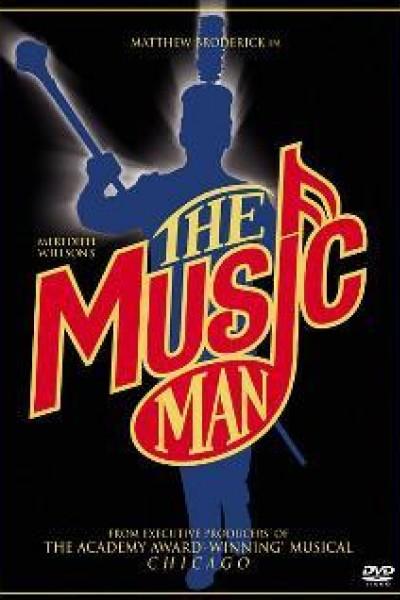 Caratula, cartel, poster o portada de The Music Man