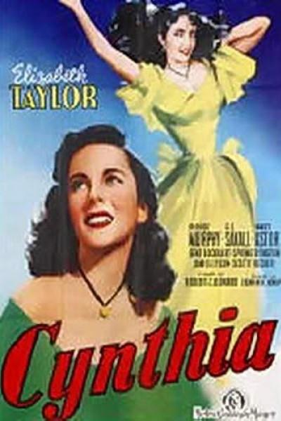 Caratula, cartel, poster o portada de Cynthia