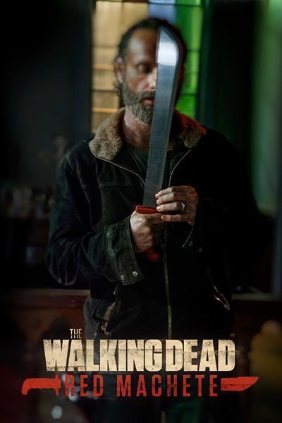 Caratula, cartel, poster o portada de The Walking Dead: Red Machete
