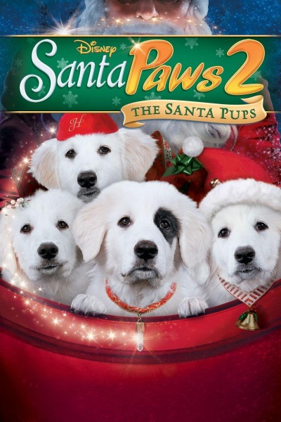 Caratula, cartel, poster o portada de Santa Can 2: Los cachorros de Santa Can