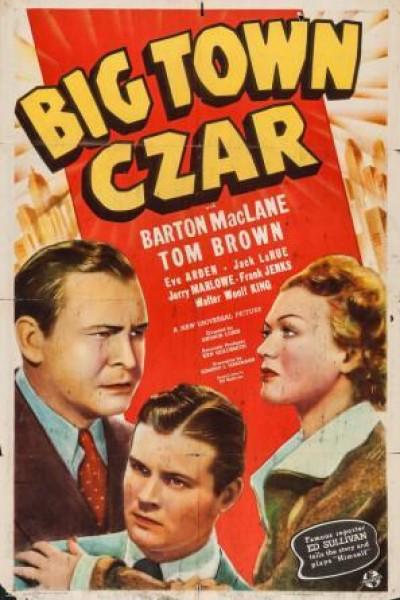 Caratula, cartel, poster o portada de Big Town Czar
