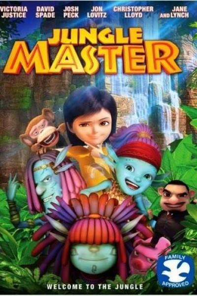 Caratula, cartel, poster o portada de Jungle Master