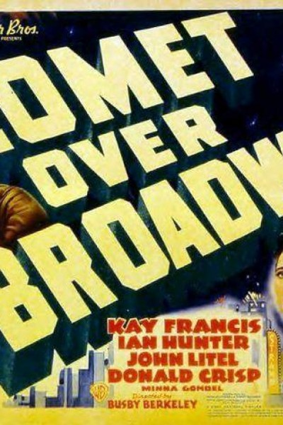 Caratula, cartel, poster o portada de Comet Over Broadway