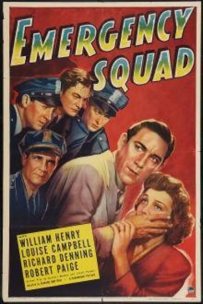 Caratula, cartel, poster o portada de Emergency Squad