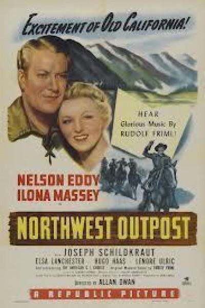 Caratula, cartel, poster o portada de Northwest Outpost