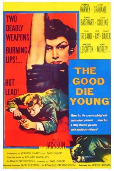 Caratula, cartel, poster o portada de Los buenos mueren jóvenes