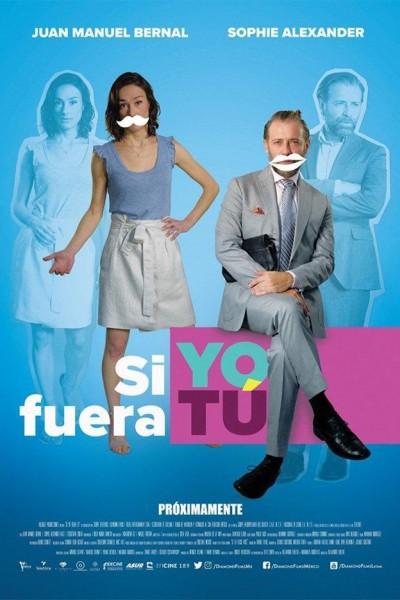 Caratula, cartel, poster o portada de Si yo fuera tú